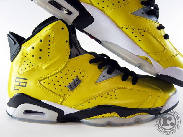 "Air Jordan 6 ""Tokyo23 Custom""  a5a233c41c88"