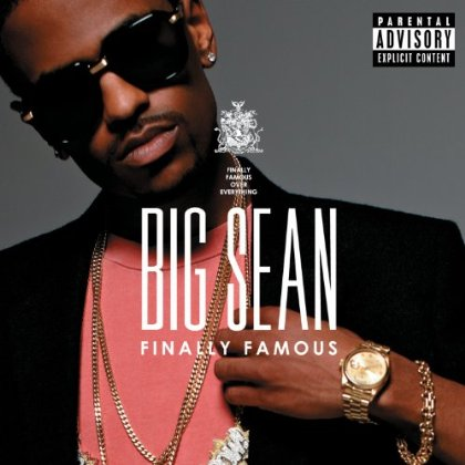 big sean finally famous album artwork. his Finally Famous album.