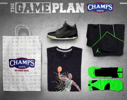 The Game Plan by Champs Sports